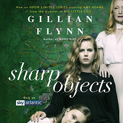 دانلود کتاب انگلیسی Sharp Objects اثر Gillian Flynn