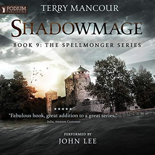 دانلود سری کتاب های صوتی انگلیسی Spellmonger اثر Terry Mancour